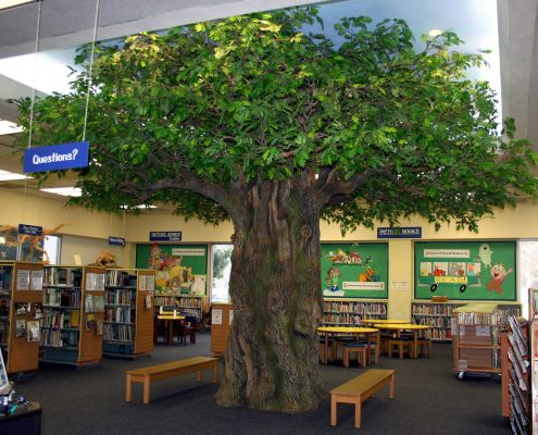Trees-Tree-Nature-Maker-Naturemaker-Art-Artificial-Fake-Custom-design-unique-best-commercial-oak-library-public